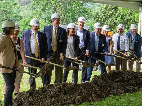 'Cayuga Park' Revealed at Groundbreaking Ceremony