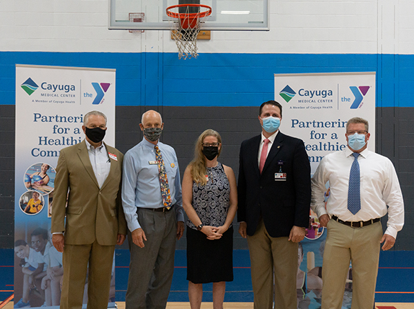 Cayuga Health & YMCA of Ithaca and Tompkins County to Form Collaborative Partnership